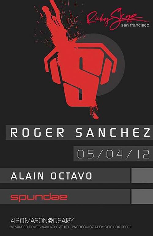 ROGER SANCHEZ